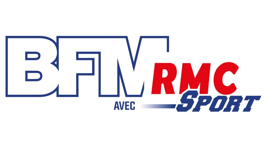 Bfm Avec Rmc Sport Logo Vector Svg Png Logovtor Com