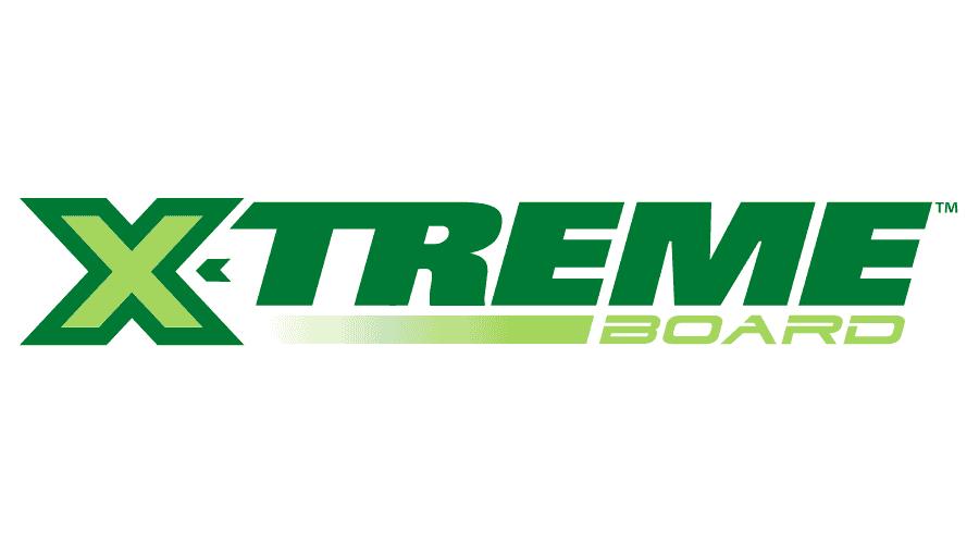 X-Treme Board Logo Vector