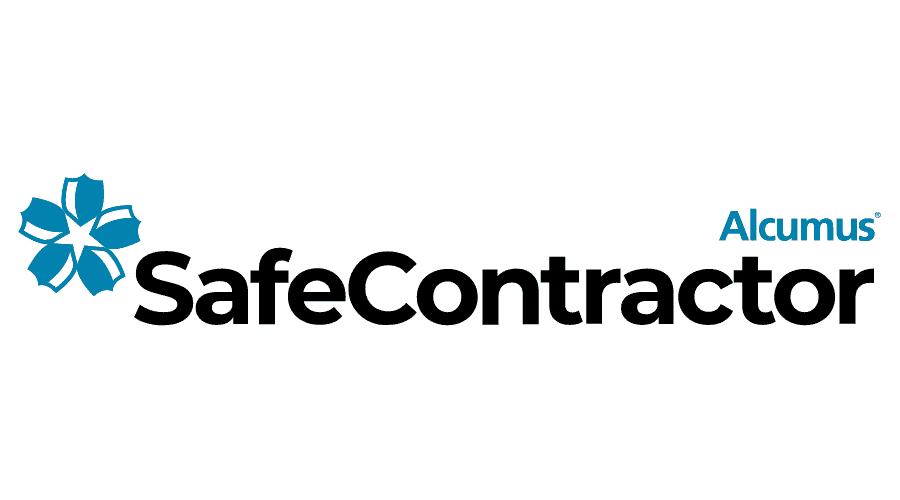 Alcumus SafeContractor Logo Vector