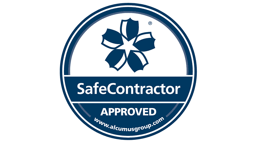 SafeContractor Approved Logo Vector