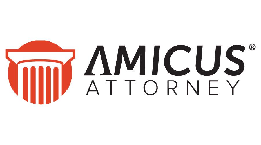 Amicus Attorney Logo Vector