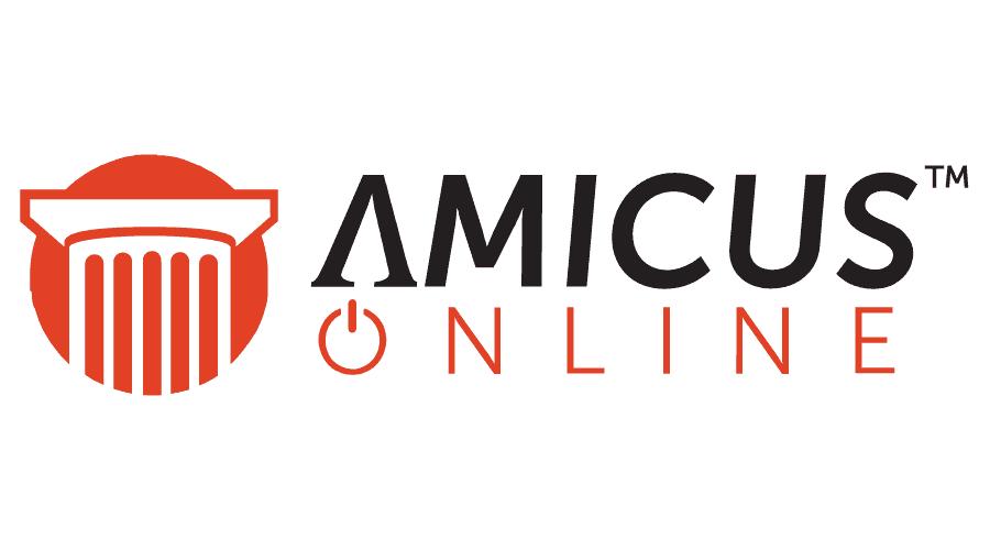 Amicus Online Logo Vector
