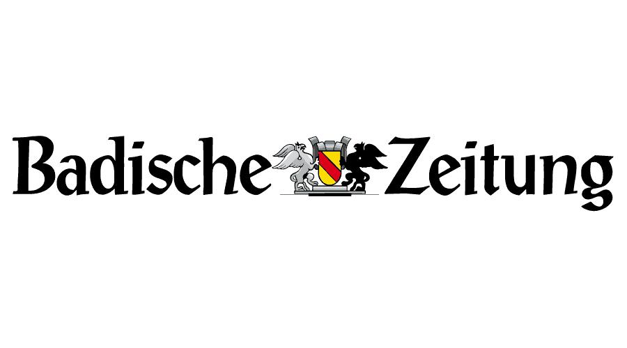 Badische Zeitung Logo Vector