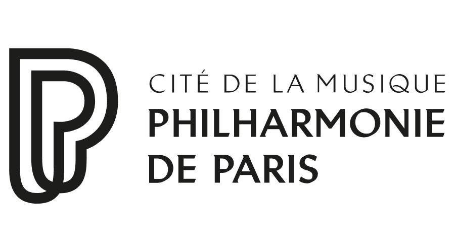 Cité de la Musique Philharmonie de Paris Logo Vector