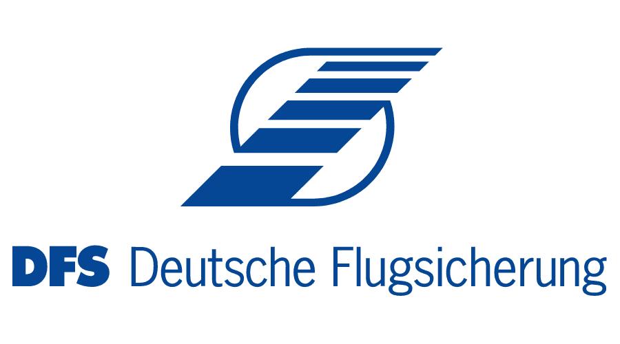 DFS Deutsche Flugsicherung GmbH Logo Vector