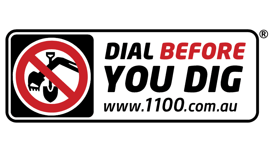 Dial Before You Dig (DBYD) Logo Vector