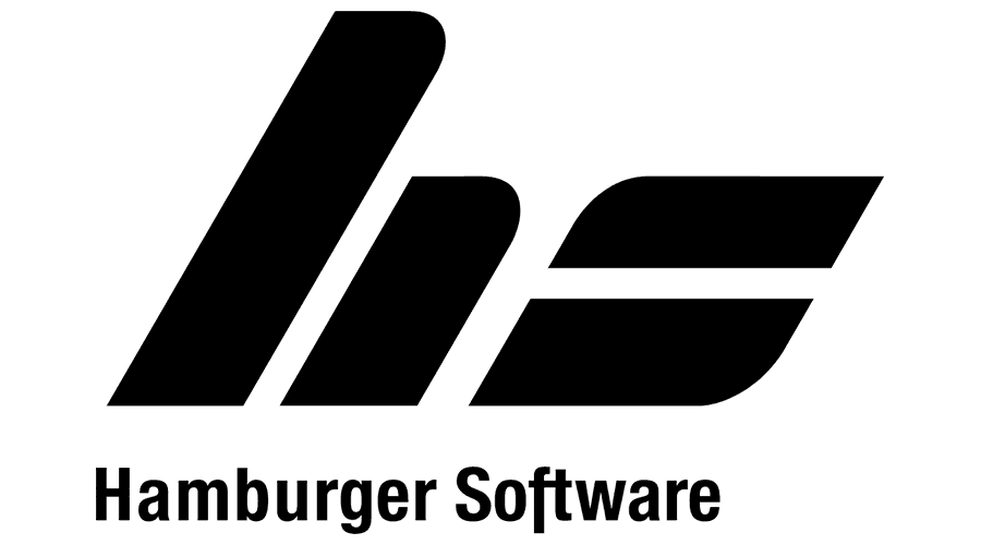 HS – Hamburger Software GmbH & Co. Kg Logo Vector