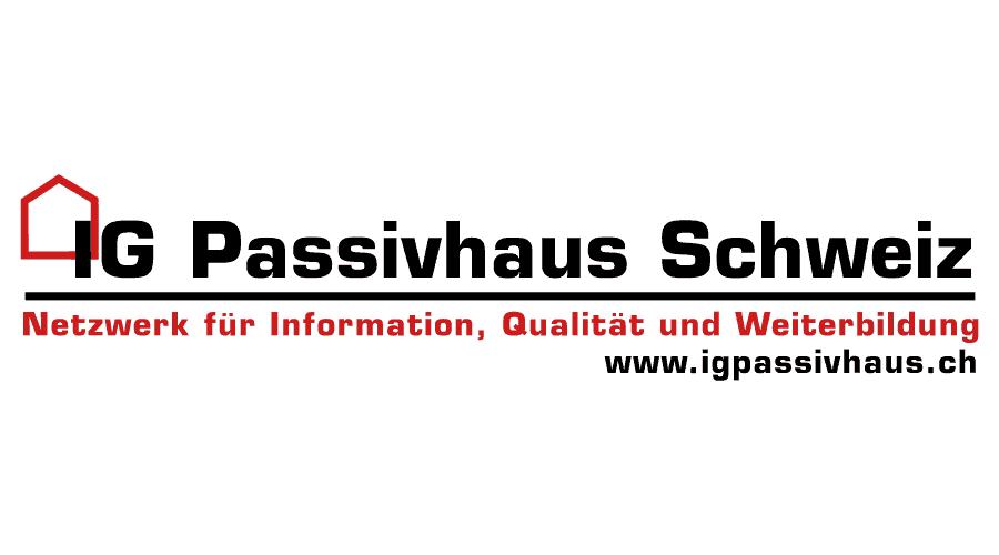 IG Passivhaus Schweiz Logo Vector