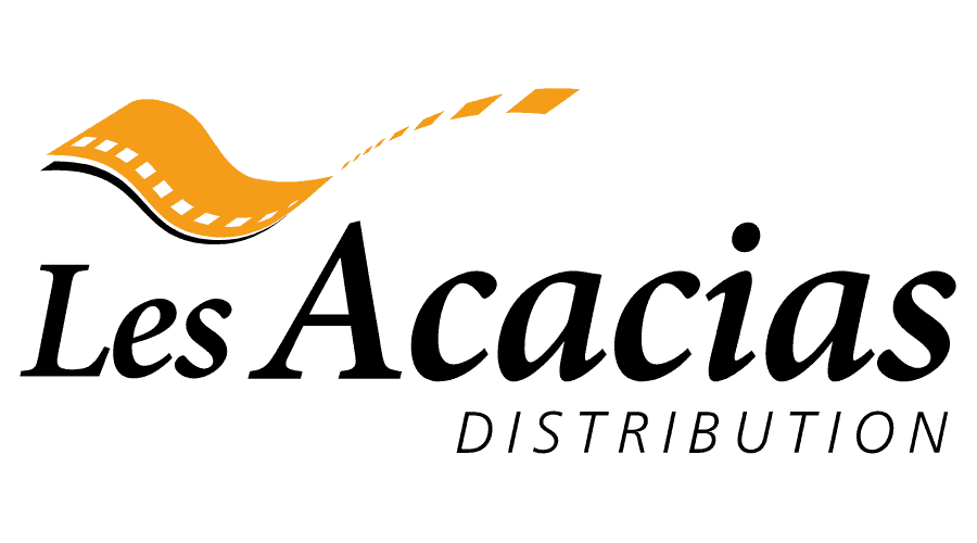 Les Acacias Distribution Logo Vector