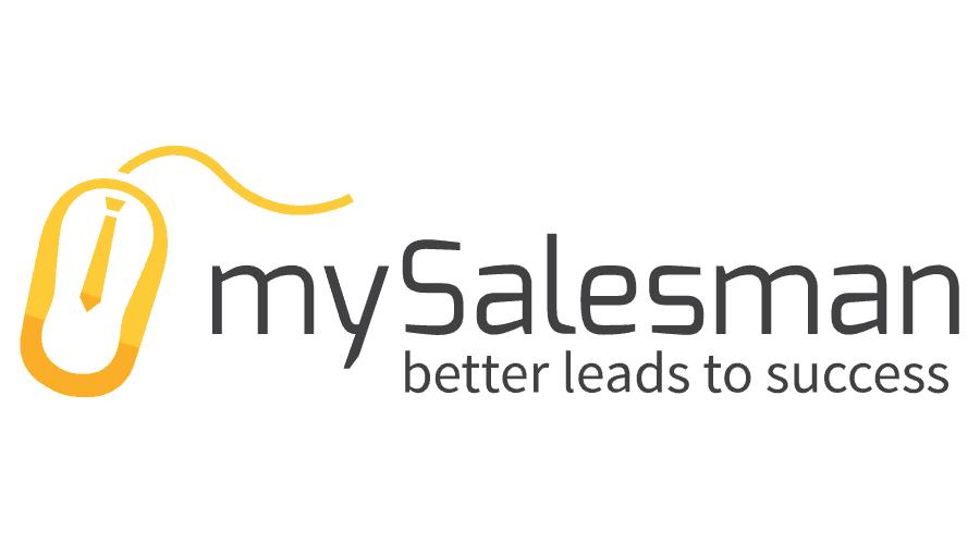 mySalesman Logo Vector