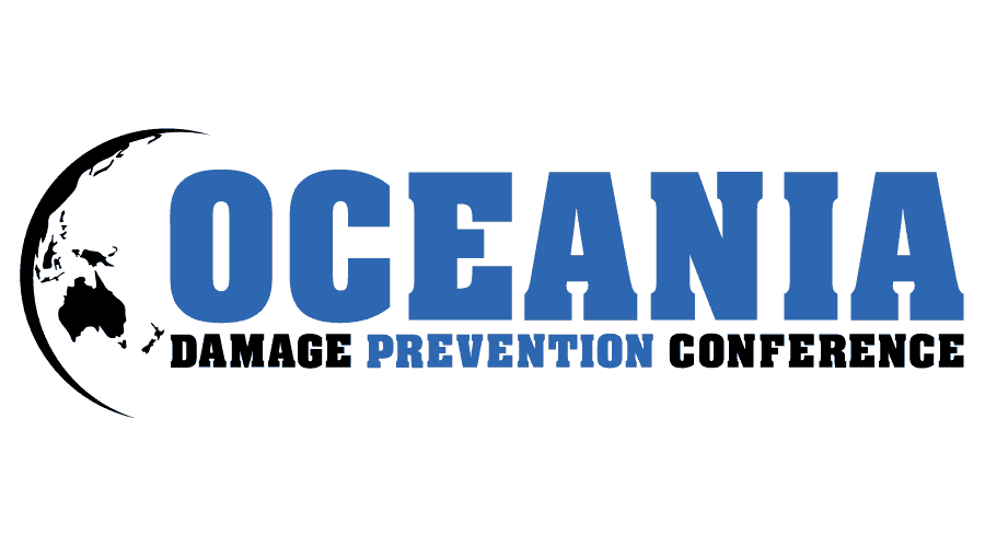 Oceania Damage Prevention Conference Logo Vector