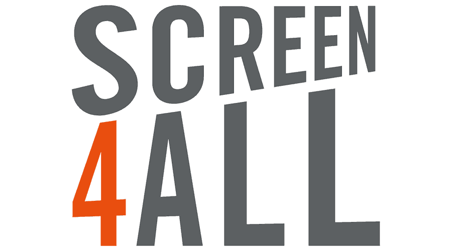 screen4all.eu Logo Vector