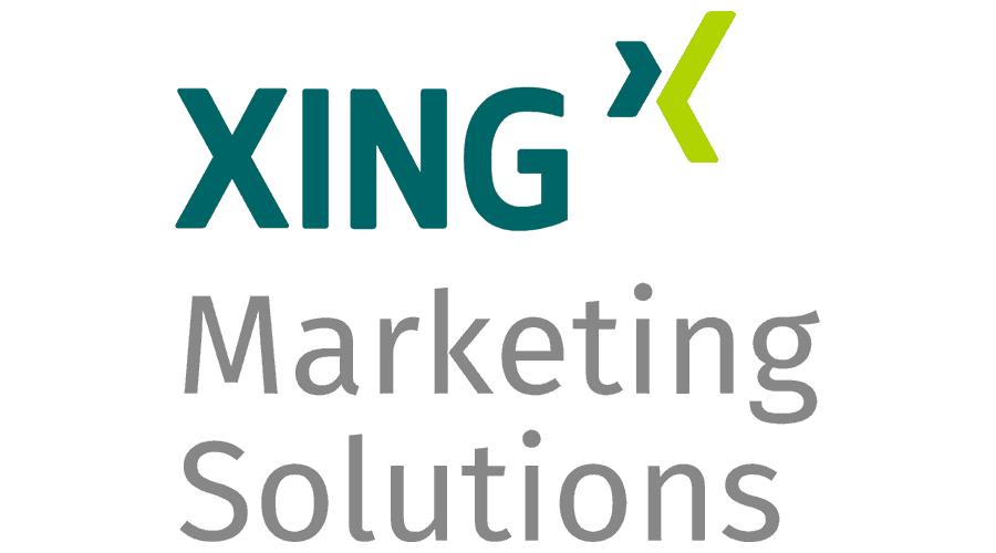 XING Marketing Solutions Logo Vector