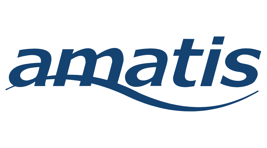 Amatis Controls Logo Vector
