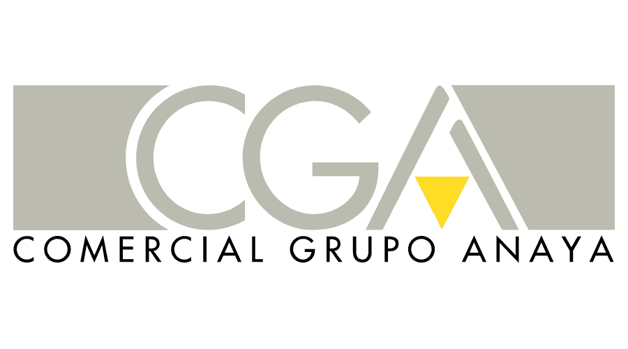 Comercial Grupo Anaya (CGA) Logo Vector