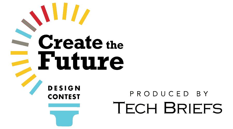 Create the Future Design Contest Logo Vector