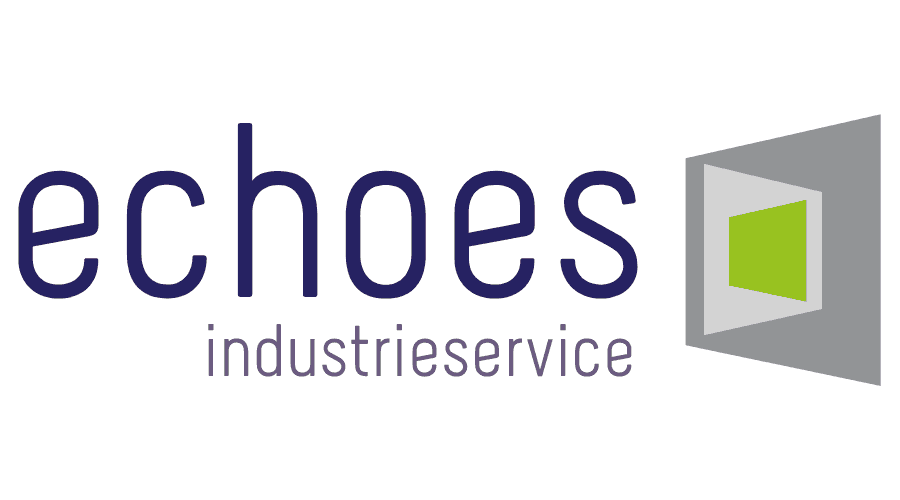 echoes industrieservice GmbH Logo Vector