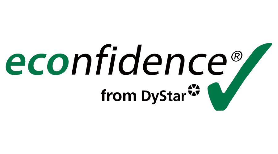 econfidence from DyStar Logo Vector