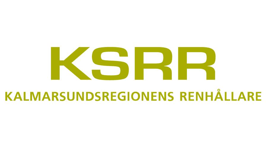 Kalmarsundsregionens Renhållare (KSRR) Logo Vector