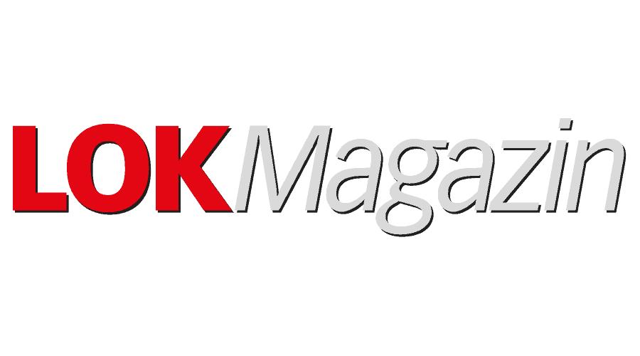 LOK Magazin Logo Vector