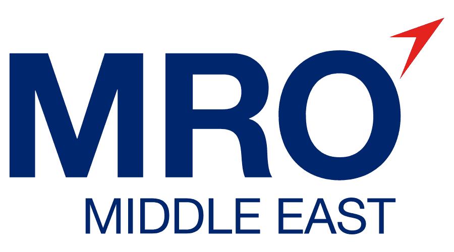 MRO Middle East Logo Vector