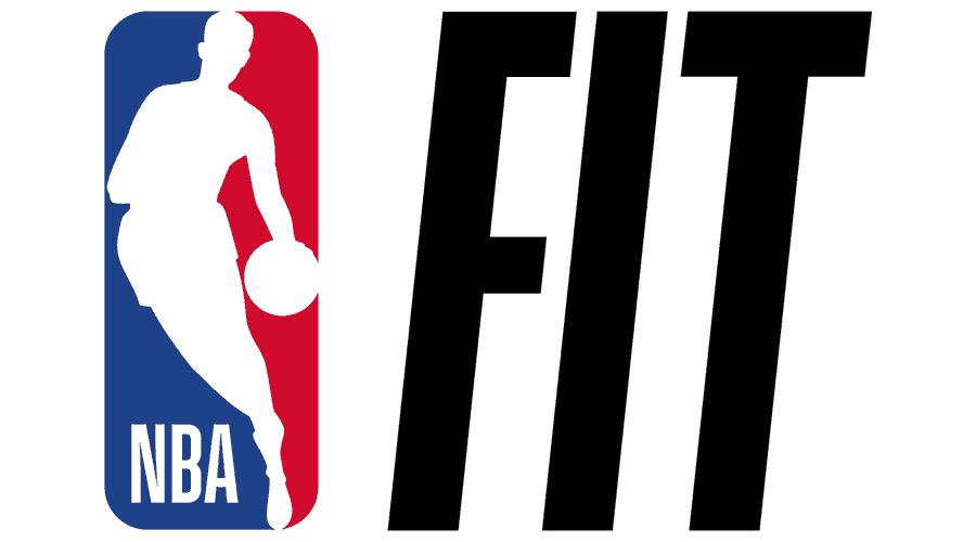 NBA FIT Logo Vector