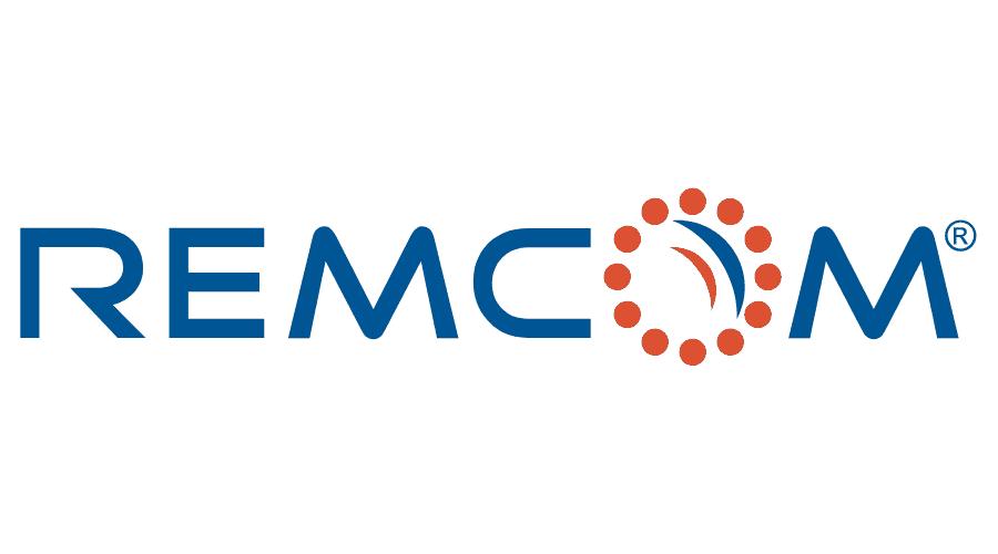 Remcom Logo Vector