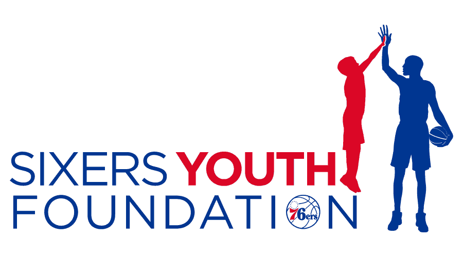 Sixers Youth Foundation Logo Vector