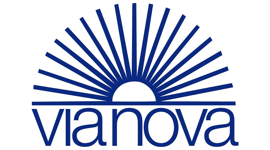 Verlag Via Nova Logo Vector