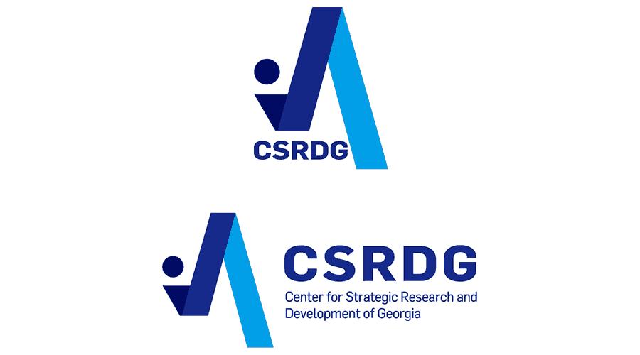 Center for Strategic Research and Development of Georgia (CSRDG) Logo Vector