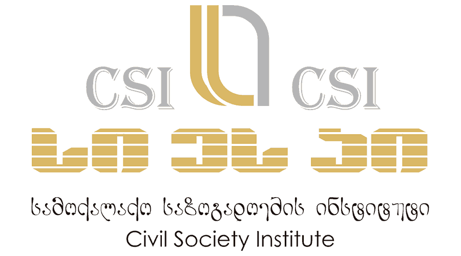 Civil Society Institute (CSI) Logo Vector