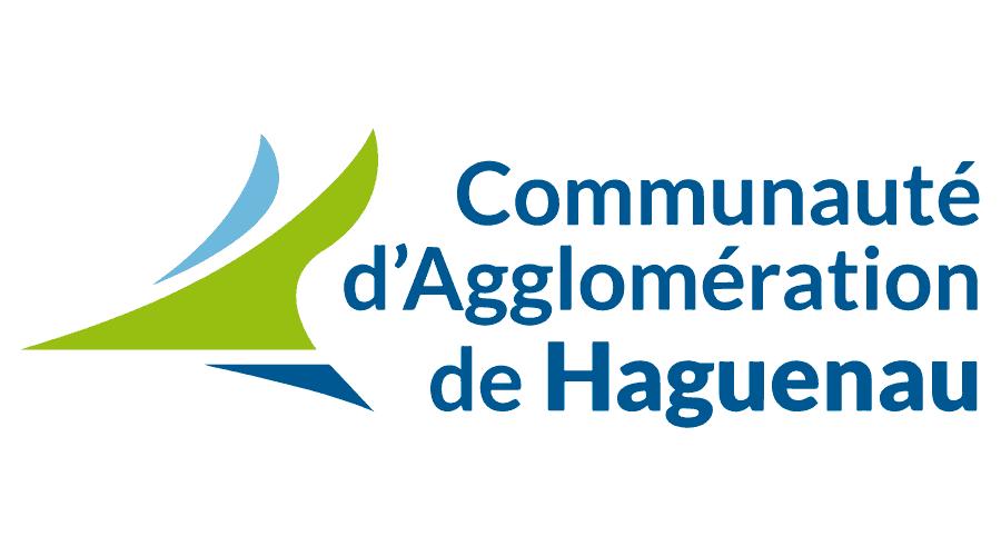 Communauté d'Agglomération de Haguenau Logo Vector