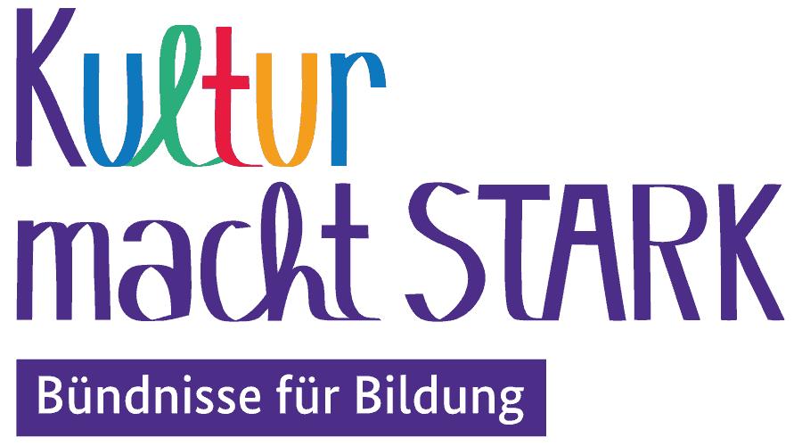 Kultur macht STARK Bündnisse für Bildung Logo Vector