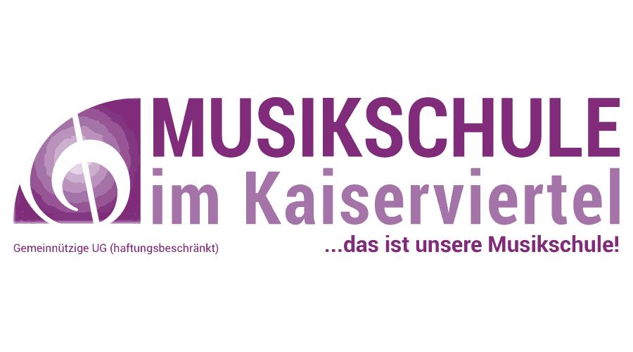 MUSIKSCHULE im Kaiserviertel Logo Vector
