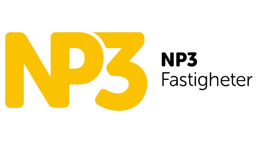 NP3 Fastigheter Logo Vector