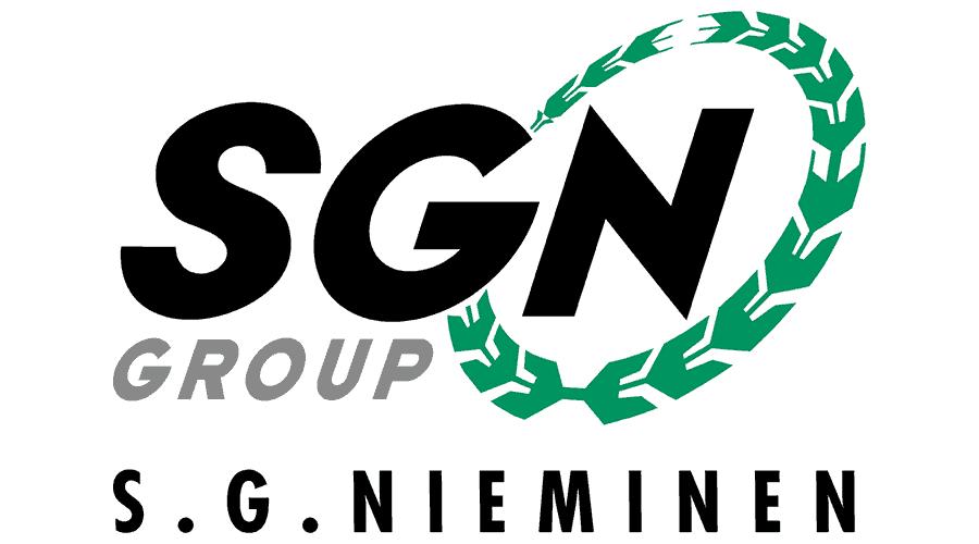 S.G. Nieminen Oy Logo Vector