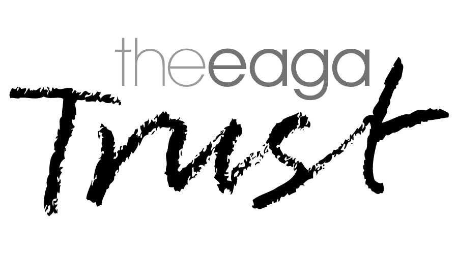 The eaga Trust Logo Vector