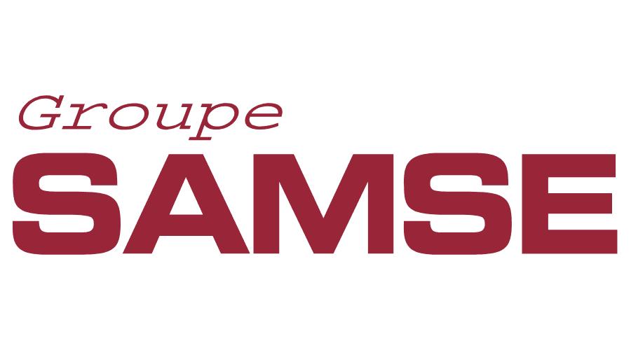 Groupe SAMSE Logo Vector