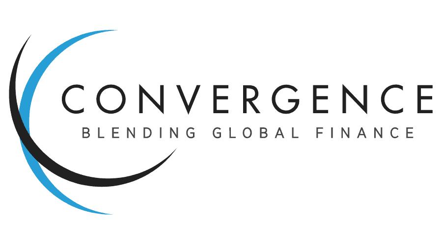 Convergence Blending Global Finance Logo Vector Svg Png Logovtor Com