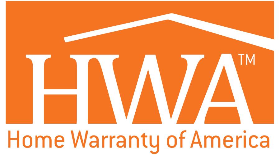 Home Warranty of America (HWA) Logo Vector