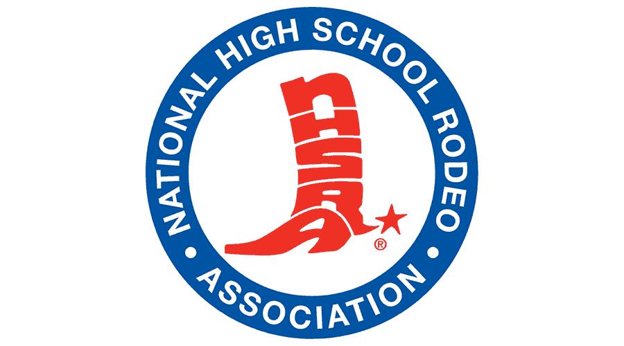 National High School Rodeo Association (NHSRA) Logo Vector