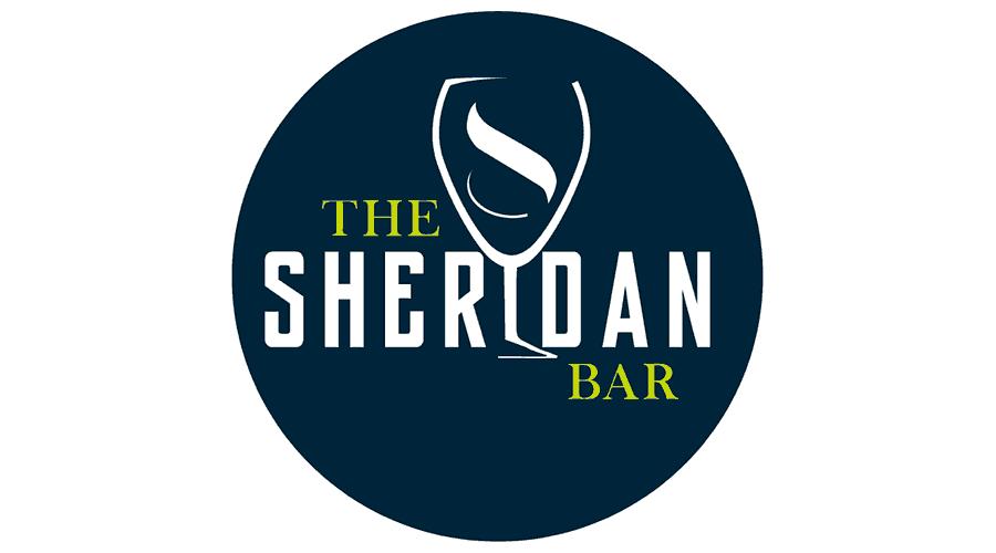 The Sheridan Bar Logo Vector