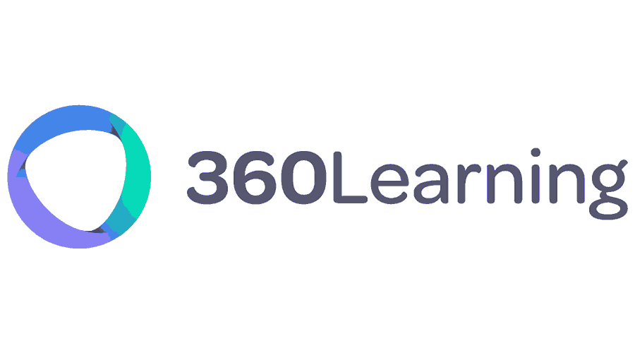 360Learning Logo Vector