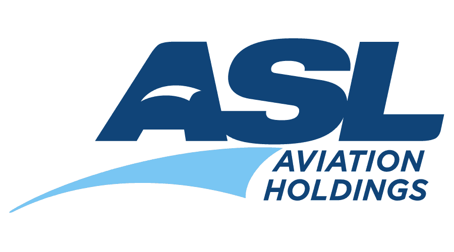 ASL Aviation Holdings Logo Vector