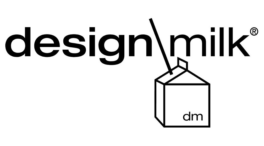 Design Milk Logo Vector