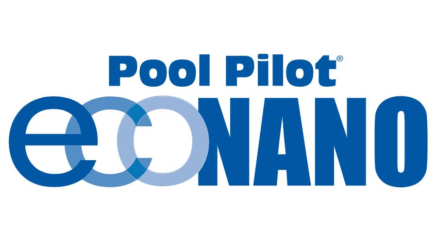 Pool Pilot Eco Nano Logo Vector