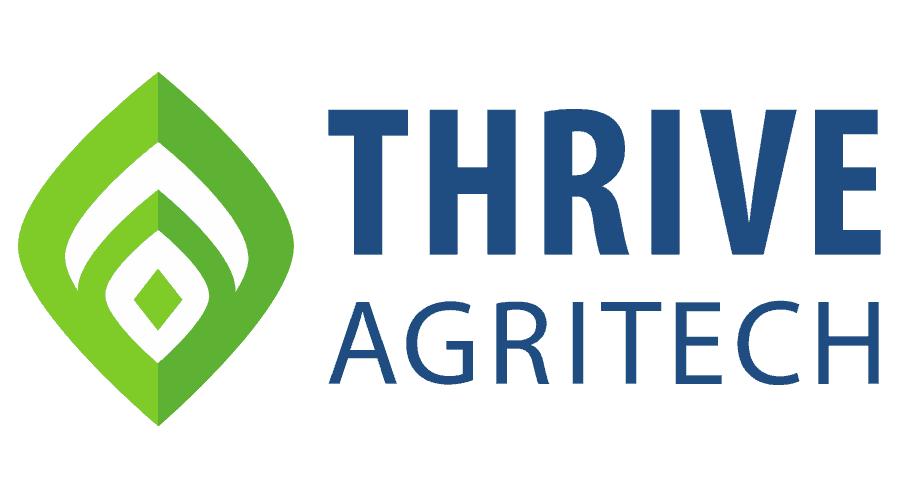 Thrive Agritech Logo Vector