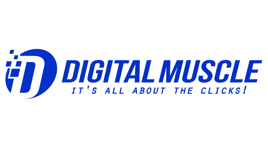 Digital Muscle Limited Logo Vector