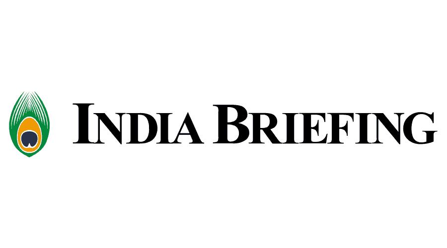India Briefing Logo Vector
