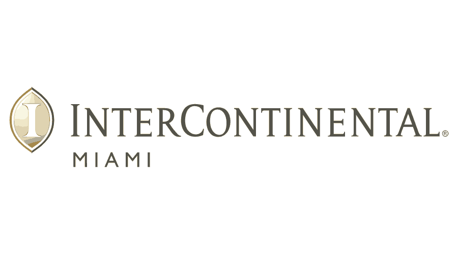 InterContinental Miami Logo Vector
